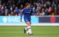 Tiền đạo Chelsea thất vọng khi sút tung lưới Việt Nam 2 lần