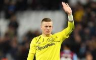 Jordan Pickford, ngôi sao đang gặp khó khăn tại Everton