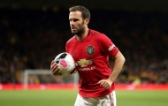 Juan Mata và những ngôi sao đã không còn tương lai tại Man United