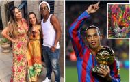 Nợ nần, phụ nữ đã tàn phá và 'giết chết' Ronaldinho ra sao?
