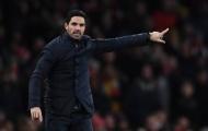 Tân binh Arsenal trở lại, lập tức nhắn thông điệp khiến Arteta 'mừng rơn'