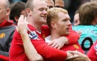 'Cầu thủ M.U đó nhắc Rooney nhớ đến huyền thoại Paul Scholes'