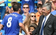 Frank Lampard tái ngộ Carletto: Trò sẽ vượt thầy?