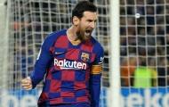 Giải cứu Barca, Messi vượt kỷ lục của Ronaldo