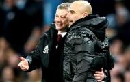 Pep Guardiola: 'M.U đang đi đúng hướng với Solskjaer'