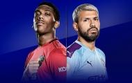 TRỰC TIẾP Man Utd 2-0 Man City: McTominay kết liễu đội khách!