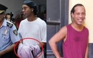 Hình ảnh khó tin của Ronaldinho trong nhà tù khét tiếng