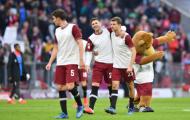 Muller khai pháo, Bayern hạ Augsburg, tiếp tục xây chắc ngôi đầu Bundesliga