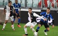 Ramsey 'làm hết', Juventus đả bại Inter ở trận derby Italia