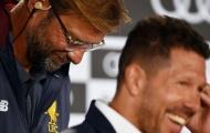 """Atletico soạn sẵn """"đòn kết liễu"""" Liverpool ngay tại Anfield"""