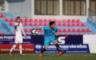 'Cậu ấy là một trong những thủ môn hay nhất bóng đá Việt Nam'