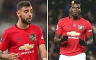 Có một Man United hoàn hảo với Pogba và hai sao Anh