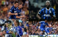 11 ngôi sao từng khoác áo Chelsea và Inter Milan: Lukaku, Moses và ai nữa?