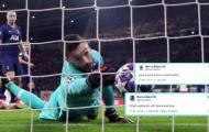 Bị đá văng khỏi Champions League, CĐV Tottenham chì chiết lên án 1 cái tên