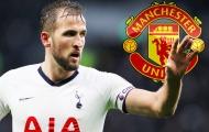 Express xác nhận, rõ điều kiện Harry Kane cập bến Man Utd