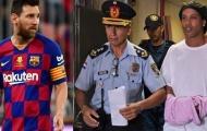 Siêu sao Barcelona ra tay, cứu Ronaldinho thoát khỏi tù tội