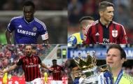 10 cầu thủ từng khoác áo Chelsea và AC Milan trong giai đoạn 2010 - 2020: Torres, Higuain và ai nữa?