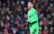 Báo hại Liverpool, Adrian gia nhập danh sách 'thảm họa' không ai muốn