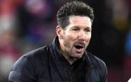 Simeone: 'Cầu thủ đó của chúng tôi cũng đẳng cấp như Messi'