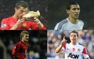7 ngôi sao từng khoác áo Man Utd và Real Madrid: Ronaldo, Beckham và ai nữa?