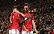 Bùng nổ ở Man Utd, Fernandes tiết lộ không ngờ về 'hội bạn thân'