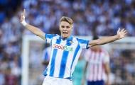 'Messi Na Uy' và 5 cực phẩm đang được Real cho mượn