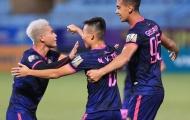 Chủ tịch đích thân ra trận, Sài Gòn nghiền nát Đà Nẵng, lên đỉnh bảng V-League