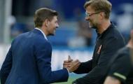 Gerrard tiết lộ lời khuyên quý báu của Klopp khi mới bắt đầu sự nghiệp huấn luyện
