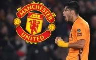 Bất chiến tự nhiên thành, CLB hám tiền dâng 'mãnh sói' cho Man Utd