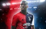 Tương lai của Pogba: Man Utd hay Juventus?