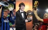 10 cầu thủ xuất sắc nhất thế giới năm 2010 giờ ra sao?