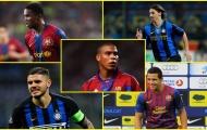 5 tiền đạo từng gia nhập Barcelona và Inter Milan: Ronaldo, Ibrahimovic và ai nữa?