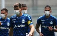 Bị ép đá giữa dịch Covid-19, CLB Brazil phản đối cực gắt