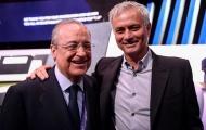Mourinho đánh điện cho Florentino Perez, đề nghị bán 1 cái tên
