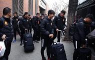 Chê Tây Ban Nha nguy hiểm, CLB Vũ Hán trở về nước