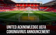 CHÍNH THỨC! Man Utd ra thông báo khẩn sau quyết định buồn bã