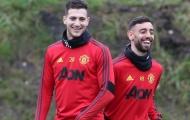 Diogo Dalot: 'Cậu ấy sẽ trở thành 1 huyền thoại mới tại Man Utd'