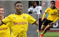 Youssoufa Moukoko: Một Haaland 2.0 ở Dortmund