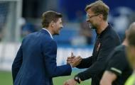 'Anh ta được định sẵn để thay thế Klopp ở Liverpool'