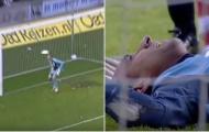 Edgar Davids khiến thủ môn nằm bất động sau cú sút từ khoảng cách 32 mét