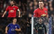 Đội hình Man Utd trong trận đấu cuối cùng của David Moyes giờ ra sao?