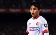 """""""Messi Nhật Bản"""": 'Tôi thích Ronaldo của Man Utd'"""