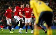 CĐV Man Utd ca ngợi: 'Năng suất quá kinh ngạc, bức tường vững chãi!'