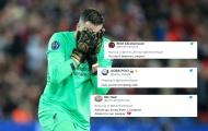 CĐV Liverpool: 'Anh không xứng đáng với The Kop', 'biến khỏi đây ngay lập tức!'