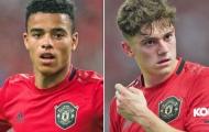 CHÍNH THỨC! Man United công bố cầu thủ nhanh nhất mùa này