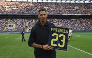 Cựu sao Inter gan lớn, buông lời thách thức chạm đến nỗi đau của 'thánh ngông' Ibrahimovic