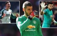 Man United và những bộ ba: Chờ cái tài của Solsa!