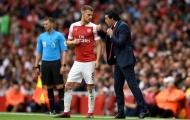 Mượn vụ Ramsey, Unai Emery lại khiến BLĐ Arsenal 'nóng mắt'