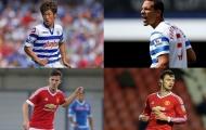 11 ngôi sao từng khoác áo Man Utd và QPR: Ferdinand, Park Ji-sung và ai nữa?