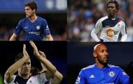 7 cầu thủ từng khoác áo Chelsea và Bolton: Cahill, Alonso và ai nữa?